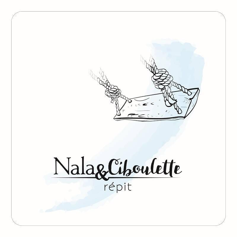 Nala & Ciboulette (logo)