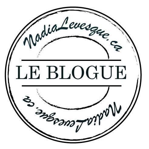 Nadia Lévesque, blogueuse